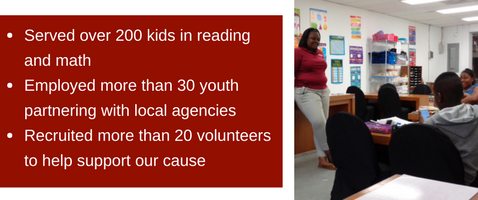 The Zone's Tutoring Center St. Louis - Our Stats
