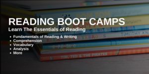 Reading Tutoring Boot Camps - St. Louis/Florissant MO