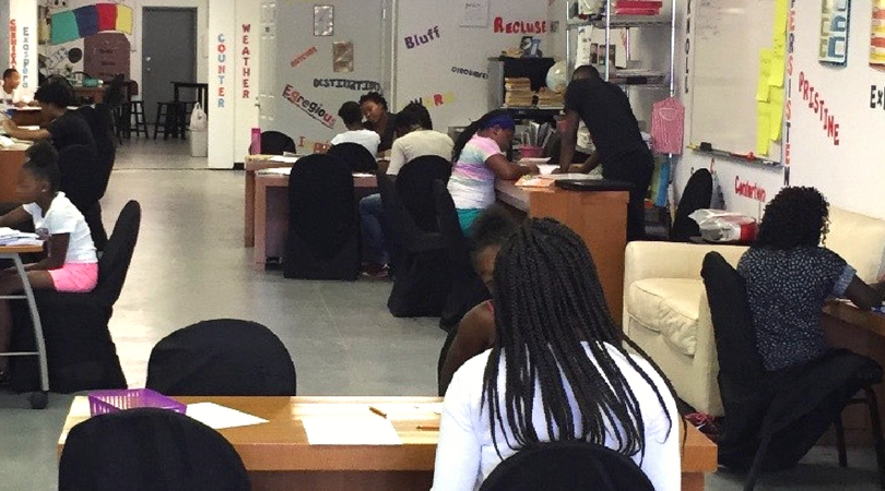 Volunteer - tutoring center st. louis